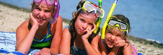Broken Head Camping Holiday Park – Five Favourite Kids Activities