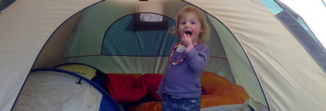 5 Simple Eco Friendly Camping Tips to Reduce Your Family's Footprint