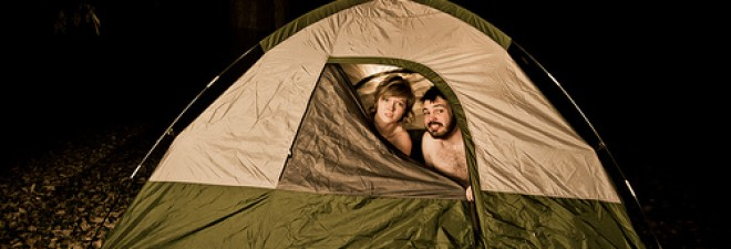 8 Ways to Survive Byron Bay Camping With Your Girlfriend