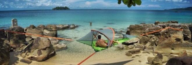 10 Cool Futuristic Tents