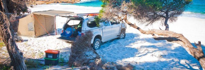 Best 4×4 Awnings and Rooftop Tents for Camping