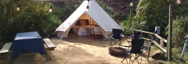 5 Easy Tips to Glamp Up Your Camping