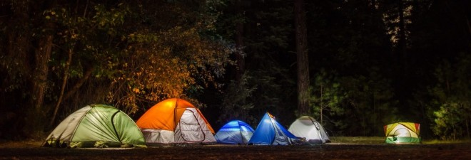 7 Camping Games You Can Play in the Dark