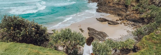Best Beaches in Bryon Bay for Relaxation