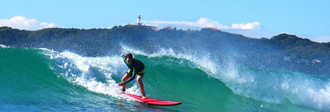 What's On? Byron Bay Surf Festival 14 – 16 February