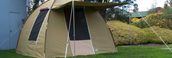 Guide to Seasoning Your Canvas Tent