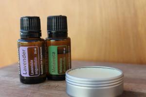 Essential oils are excellent for DIY shower wash.