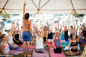 Yoga and surfing: the perfect combination