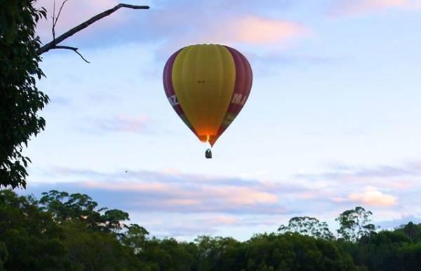 Byron Ballooning