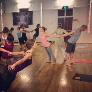 Yoga Workshop.