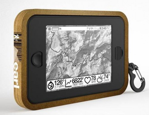 Earl tablet built for outdoors