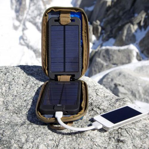 15 Solar Powered Camping Gadgets You Can T Do Without