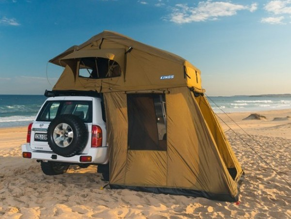Adventure Kings Roof Top Tent with Annex : ironman 4x4 tent - memphite.com