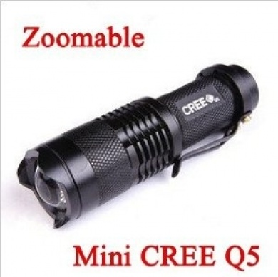 Mini Cree Flashlight