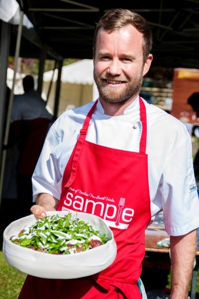 Sample Food Festival in Byron Bay