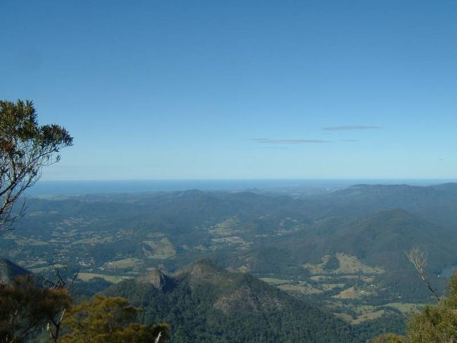 Mt. Warning