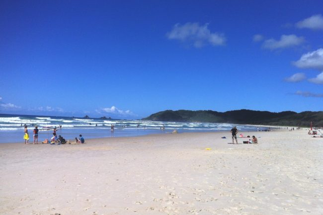 Tallow Beach - Byron Bay Picnic