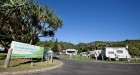 Broken Head Holiday Park Accommodation for the Byron Bay Sample Food Festival