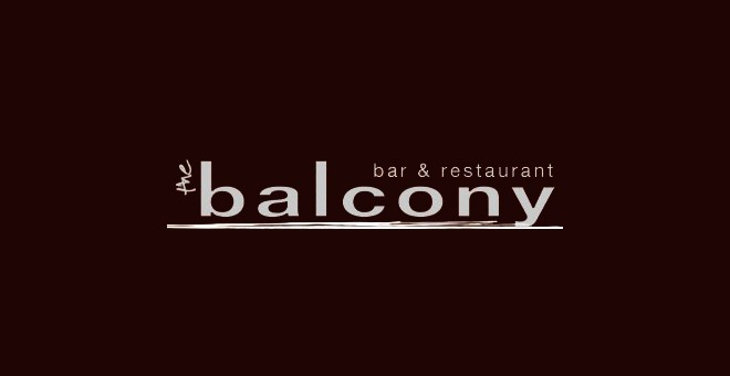 Balcony Bar and Restaurant