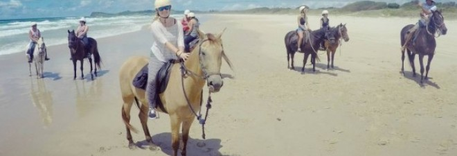 Want a Horseriding Holiday in Byron Bay?