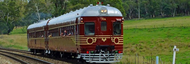World's First Solar-Powered Train is Coming to Bryon Bay