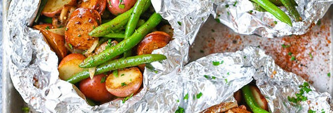 5 Easy Summer Camping Food Recipes