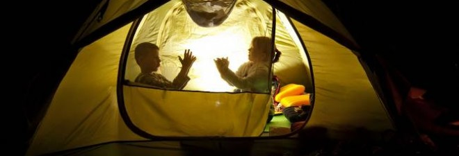 5 Fun and Relaxing Backyard Camping Ideas