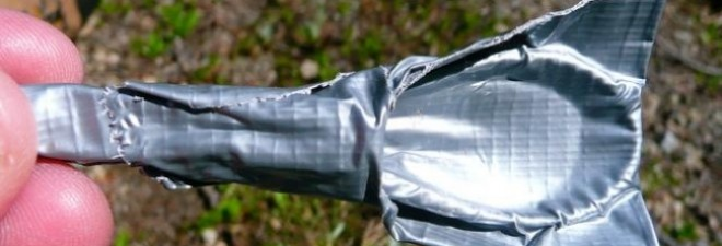 15 Innovative Camping Hacks With Duct Tape