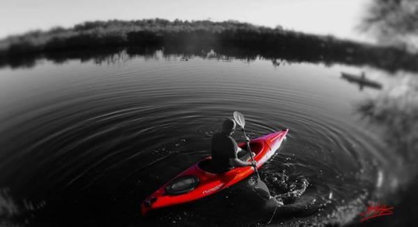 Launch your kayak at Belongil Bay