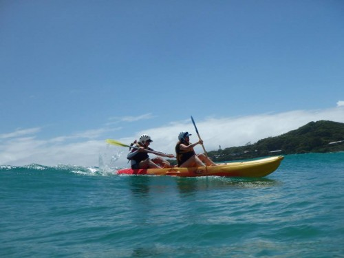Go Sea Kayak Byron