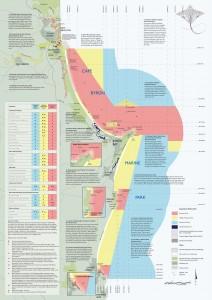 Byron Bay Fishing Map