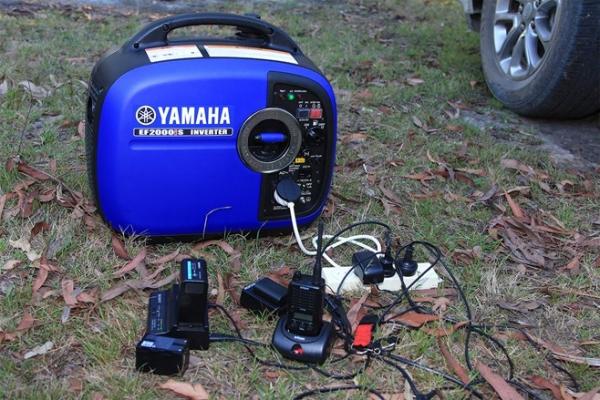 Yamaha-Generator