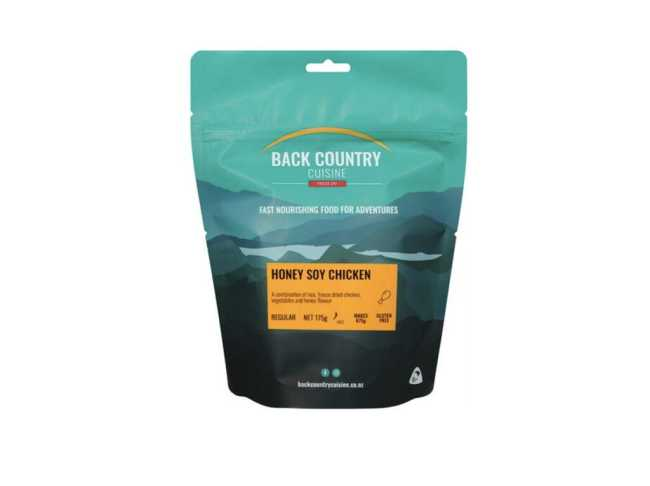 freeze dried camping meals
